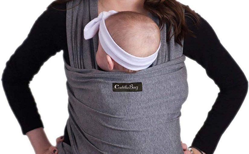 L'écharpe de portage CuddleBug : quels sont avantages et ses inconvénients ?