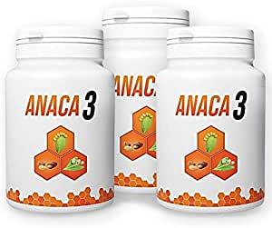 L'Anaca 3 : Le brûleur de graisse le plus efficace